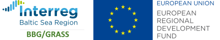 BBG/GRASS Interreg ERDF logo